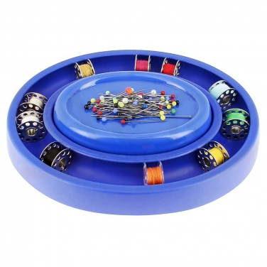 Range canettes avec pelote magnétique
