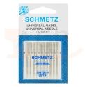 10 Aiguilles UNIVERSELLES Schmetz (blister)