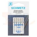 5 Aiguilles JEAN Schmetz (blister)