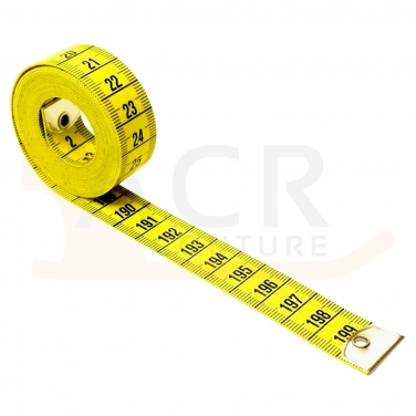 Mètre ruban de tailleur - 200 cm