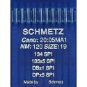 Aiguilles 134 SD1, DPx5 SD1 -CUIR-